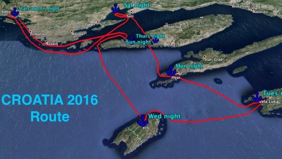 Croatia route 2016 ver D